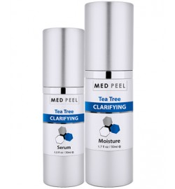 Med Peel Tea Tree Clarifying Duo